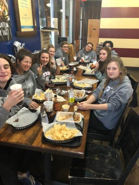 FreeBirds Spirit Night